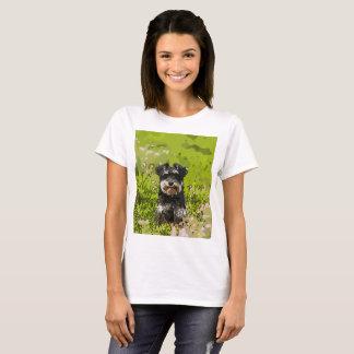 Dog Lover Version Cartoon (001) T-Shirt