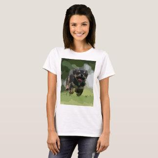 Dog Lover Version Cartoon (002) T-Shirt