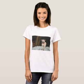 Dog Lover Version Cartoon (004) T-Shirt