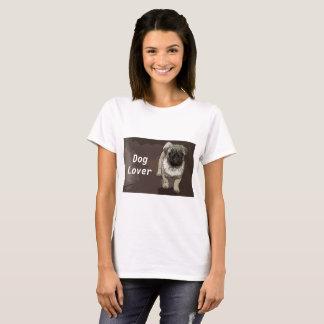 Dog Lover Version Cartoon (023) T-Shirt