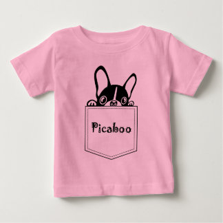 Dog lover! Woof! Baby T-Shirt