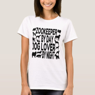 Dog Lover Zookeeper T-Shirt
