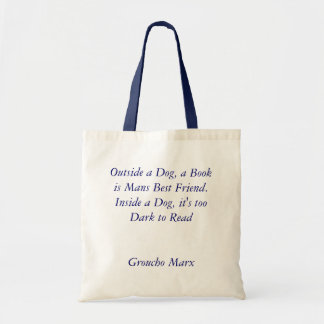 Dog Lover's Book Bag