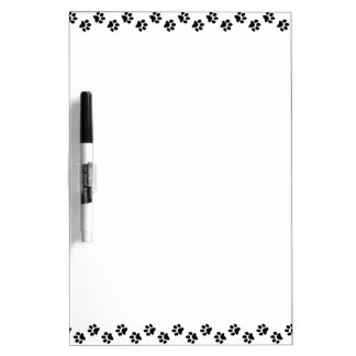 Dog Lover's Dry Erase Board w/Pen