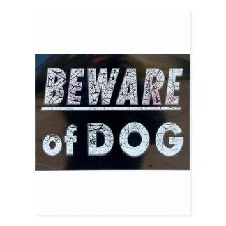 Dog Lovers Postcard
