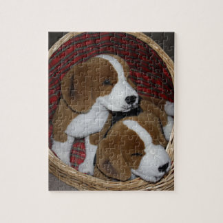 Dog Lovers - Soft Toy Jigsaw Puzzle