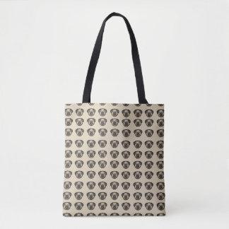 Dog Lover's Tote Bag
