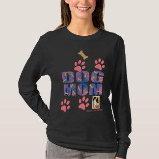 DOG MOM - T-Shirt