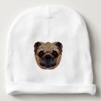 Dog Mosaic Baby Beanie