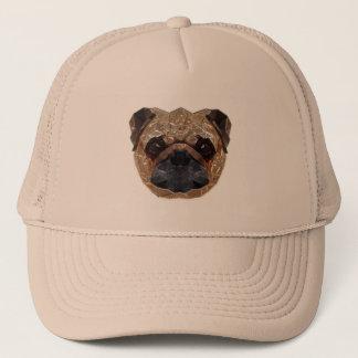 Dog Mosaic Trucker Hat