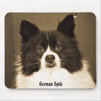 Dog Mousepad German Spitz