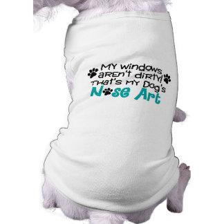 Dog Nose Art Pet Shirt