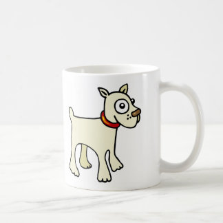 dog patch classic white coffee mug