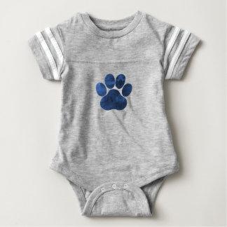 Dog Paw Baby Bodysuit