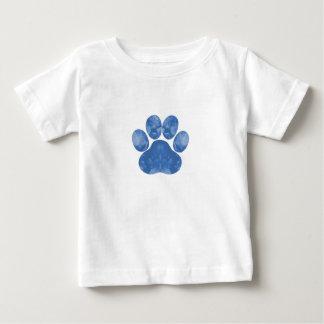 Dog Paw Print Baby T-Shirt