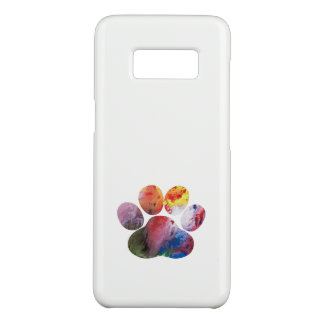 Dog Paw Print Case-Mate Samsung Galaxy S8 Case