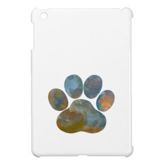 Dog Paw Print Cover For The iPad Mini