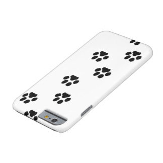 Dog Paw Print Phone Case