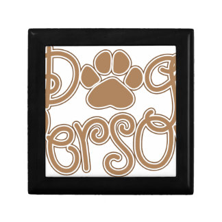 Dog Person Gift Box