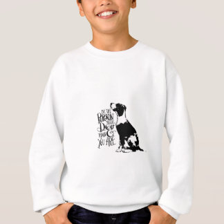 Dog person sweatshirt
