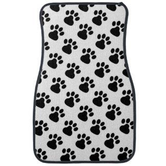 Dog & Pet Lovers Paw Print Car or Truck Floor Mats