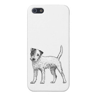 Dog Phone Case 5/5s Jack Russell / Parsons Terrier Case For The iPhone 5