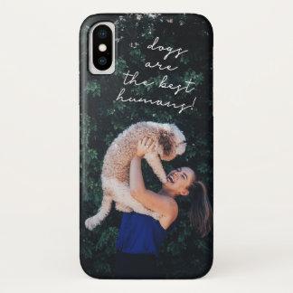 Dog Photo / Dog Quote Case-Mate iPhone Case