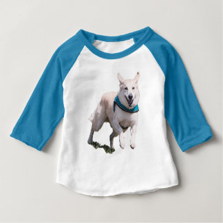Dog Picture Baby's Tshirts