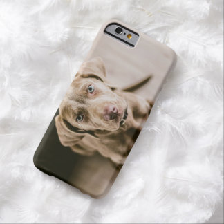 Dog portrait barely there iPhone 6 case