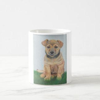 Dog Portrait Magic Mug