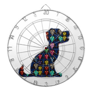 DOG PUPPY PET Gifts for Kids and Animal Lovers Dartboard