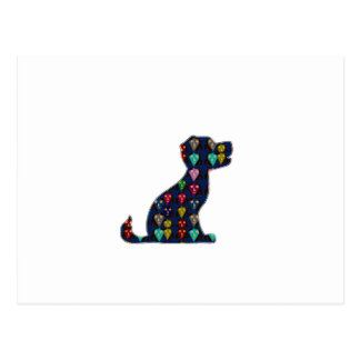 DOG PUPPY PET Gifts for Kids and Animal Lovers Postcard