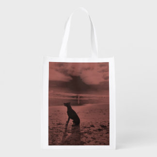 Dog Reusable bag - Doberman - Dogs