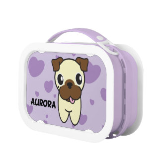 Dog Rockets Cartoons™ - Aurora Lunchboxes