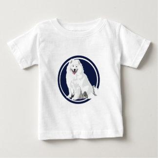 Dog samoyed baby T-Shirt