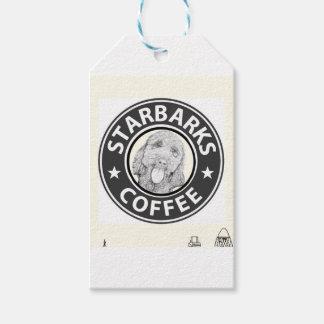 dog Starbucks Gift Tags
