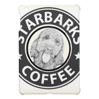 dog Starbucks iPad Mini Cover