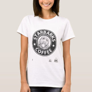 dog Starbucks T-Shirt