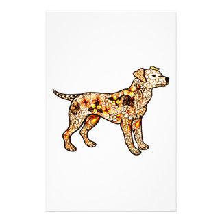 Dog Stationery Design