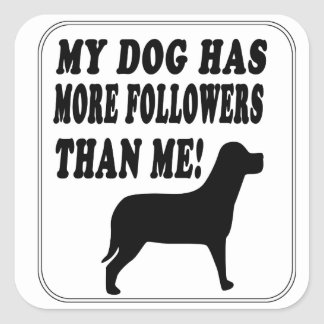 Dog Sticker | Social Media | Pet