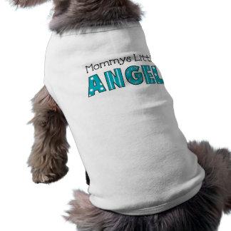 Dog T-Shirt Pet Clothing Mommy's Little Angel 2