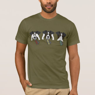 Dog Tag Collection: No Evil T-Shirt