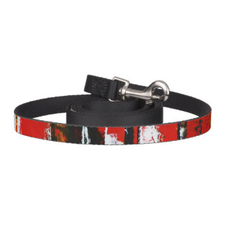 """DOG TALC"" dog collar Pet Leash"