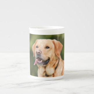 dog tea cup