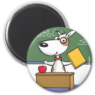 Dog Teacher Magnet