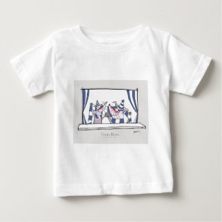 dog team blues forever baby T-Shirt