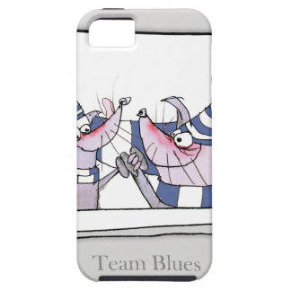 dog team blues forever iPhone 5 cases