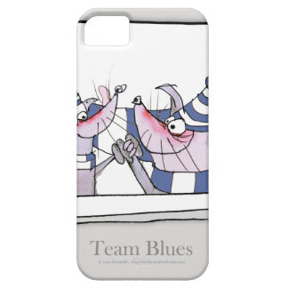 dog team blues forever iPhone 5 cover