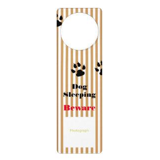 Dog Template Door Hanger