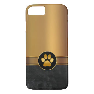 Dog Theme Paw Print Case-Mate iPhone Case